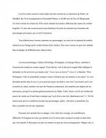 Dissertation maupassant et dumas address employment gap cover letter