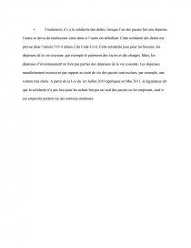 dissertation comparer mariage pacs et concubinage