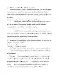 Monoprix Une Académie Pour Promouvoir Tous Les Talents