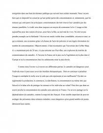 Cannibus dissertation