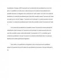 dissertation critère organique du contrat administratif