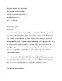 Rapport De Stage Auxiliaire De Vie Dissertation Vivi83