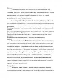 La Redaction D Une Dissertation Comparative Analyse Sectorielle Marinebernier Exemple Francais