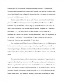 Dissertation Sur Le Role De L Ecrivain Recherche Document Lechabada