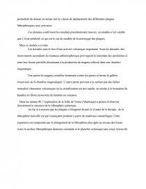 dissertation svt premiere s geologie