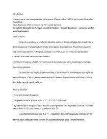 Coup de pilon de david diop resume entertainment publicist cover letter