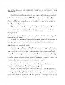 Recit Autobiographique Dissertation Chloethis
