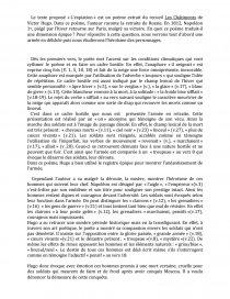 Commentaire Littéraire Lexpiation De Victor Hugo