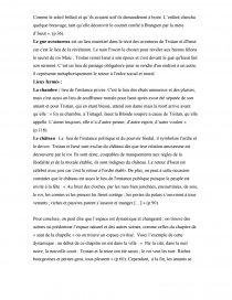 introduction dissertation tristan et iseut