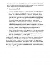 lautonomie originelle du droit administratif dissertation