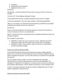 dissertation faut il supprimer la juridiction administrative