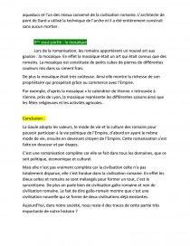 dissertation sur les tables claudiennes
