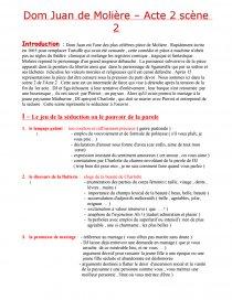 dissertation sganarelle don juan