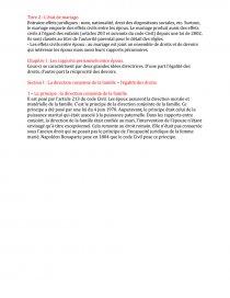 dissertation interdit de bigamie