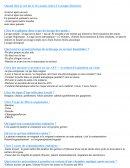 Module 5 Aide Soignante dissertations et mémoires 1 - 25