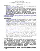 Le cid dissertation - Mots   Etudier