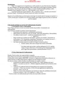 dissertation les chatiments hugo