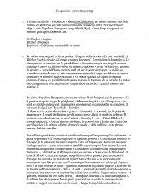 Lexpiation Victor Hugo Fiche De Lecture Margaux Dumas