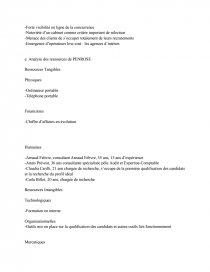 Le Marche Du Conseil En Recrutement Memoire Claudia Carilli