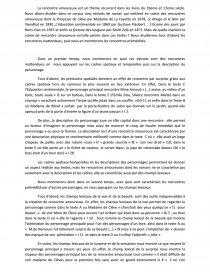 Méthodologie de la dissertation : exemple d'une dissertation (1 500 mots)