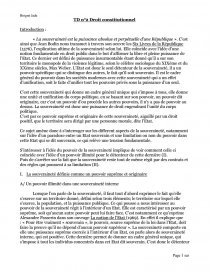 dissertation droit constitutionnel l1 semestre 1