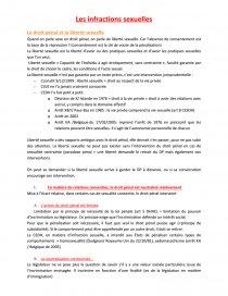 les limites de la classification tripartite des infractions dissertation