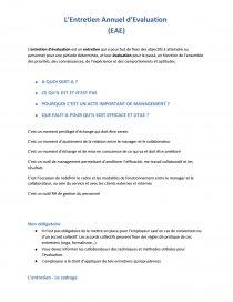 L Entretien Annuel D Evaluation Etude De Cas Nazara