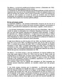 dissertation sur le préambule de la constitution de 1958