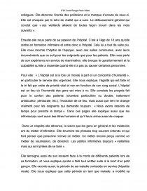 Exemple Fiche De Lecture Ecole Infirmiere - Le Meilleur ...