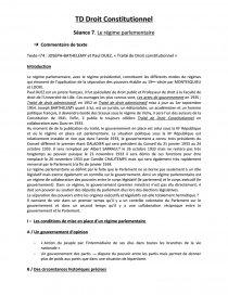 dissertation droit constitutionnel l1 semestre 2