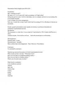 Oral Anglais Bts Cgo Guide Pratique Bigjoe12