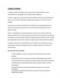Rapport De Stage Au Sein De L Entreprise Cevital Dans Le