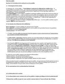 dissertation service public pierre angulaire du droit administratif