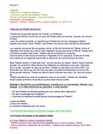 dissertation phedre heroine tragique