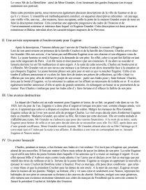dissertation sur eugénie grandet