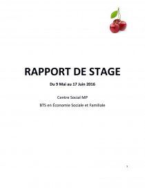 Exemple conclusion rapport de stage bts sp3s