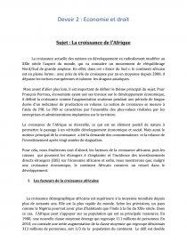 Exemple dissertation economie droit order drama dissertation introduction