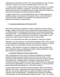 sujet de dissertation sur les nouvelles conflictualités