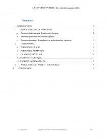 Bts Esf Stage Ehpad Rapport De Stage Lisou130611