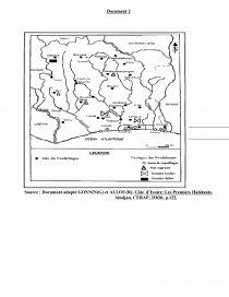 dissertation sur le neolithique en cote divoire