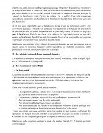 dissertation monopole bancaire