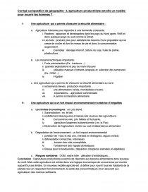 dissertation agriculture productiviste