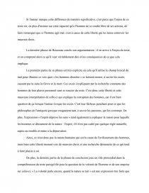 Extrait Du Discour Sur L Origine Et Le Fondement De Inegalite Parmi Homme Rousseau Commentaire Texte Momo16 Est Naturellement Bon Dissertation