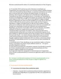 dissertation la constitutionnalisation de létat durgence