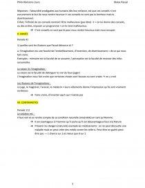 dissertation roseau pensant
