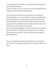 Rapport De Stage En Pharmacie Rapport De Stage Ya275