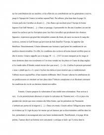 aimé césaire cahier dun retour au pays natal dissertation