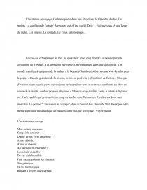Petits Poèmes En Prose Baudelaire 1862 Commentaire De
