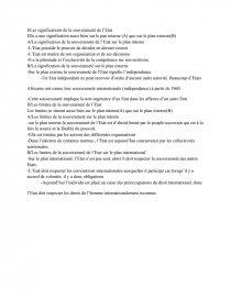 correction dissertation gratuite sur etat unitaire et etat federal