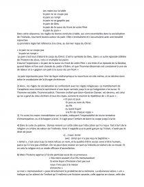Hocquet De Léon Gontran Damas Commentaire De Texte